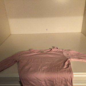 H&M Organic Cotton Long Sleeve T-Shirt Size 2-3 Y